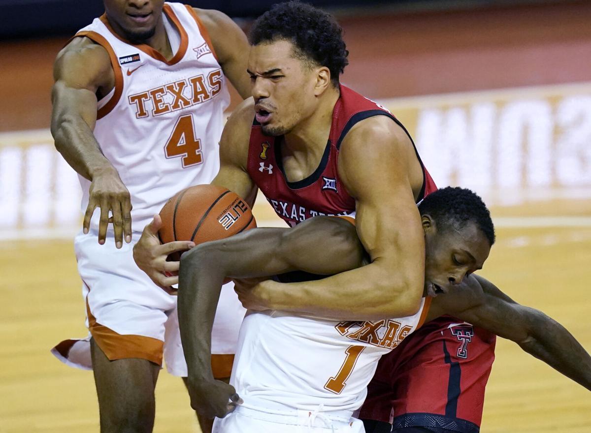APTOPIX Texas Tech Texas Basketball