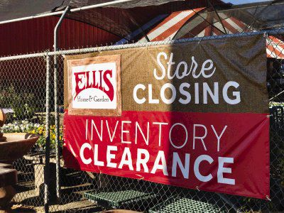 Ellis Home And Garden In Marshall To Close