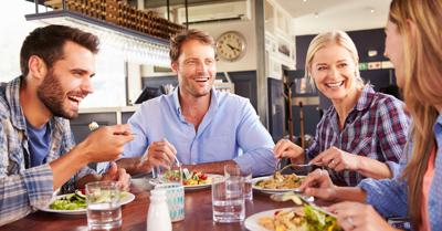 Slowing down your meals can aid in weight loss