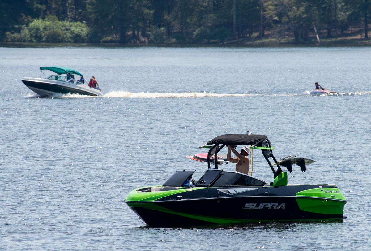 East Texans take to Lake O' the Pines on Labor Day | Local
