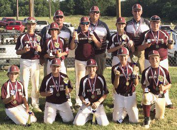Area youth baseball teams taking part in tournaments this weekend