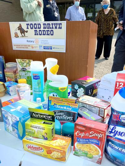 Food Drive Rodeo 2