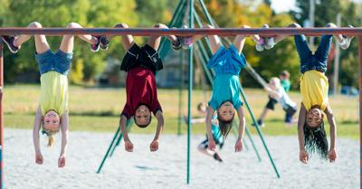 Active play important for health of children