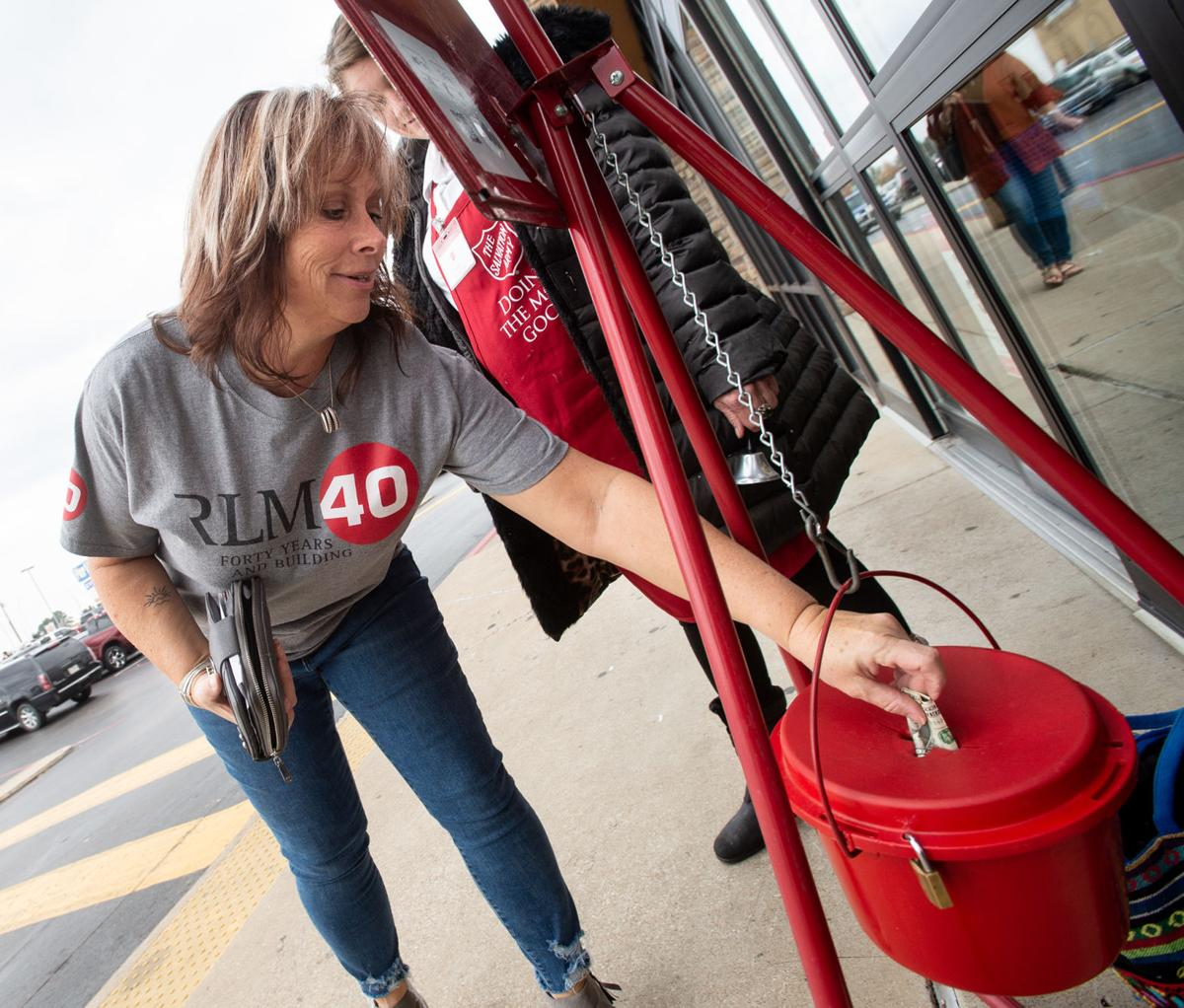 Salvation Army Gifts For Christmas: Drives For Christmas Gifts For Children, Seniors Shift