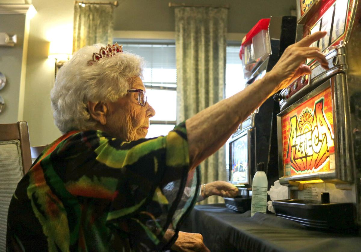 Tyler resident celebrates her 105th birthday