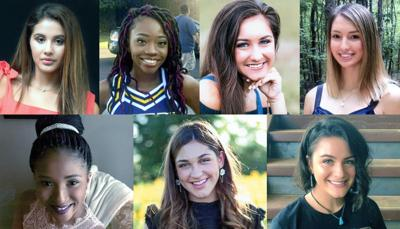 Miss Gregg County contestants