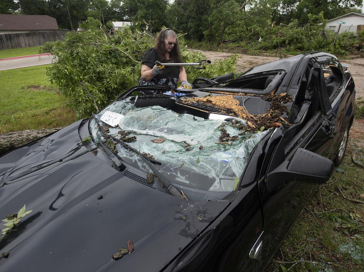 Canton Texas Tornado Cleanup