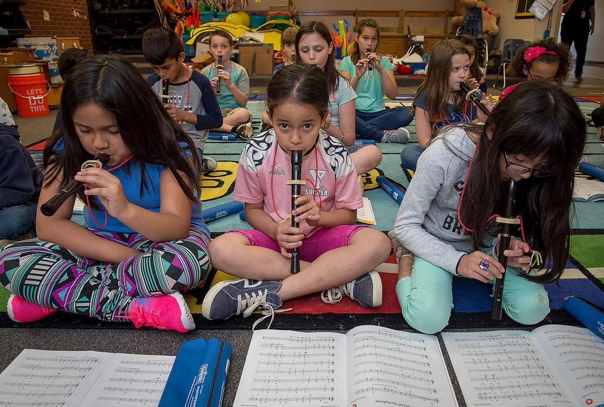 Pine Tree third-graders, Longview Symphony Orchestra 'link ...