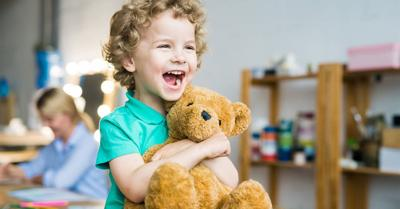 Important to wash and sanitize stuffed animals for your kids