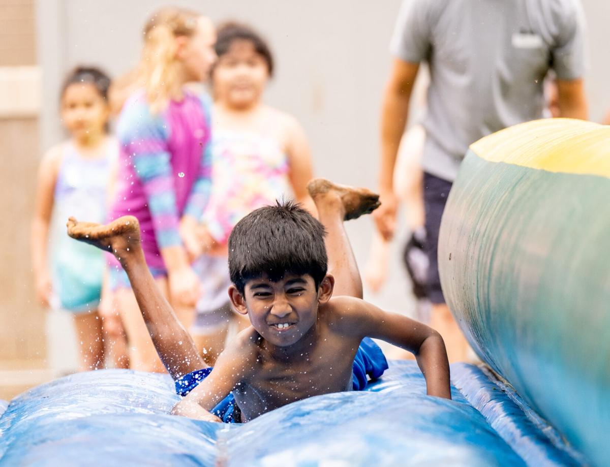 Hudson PEP Splash Day