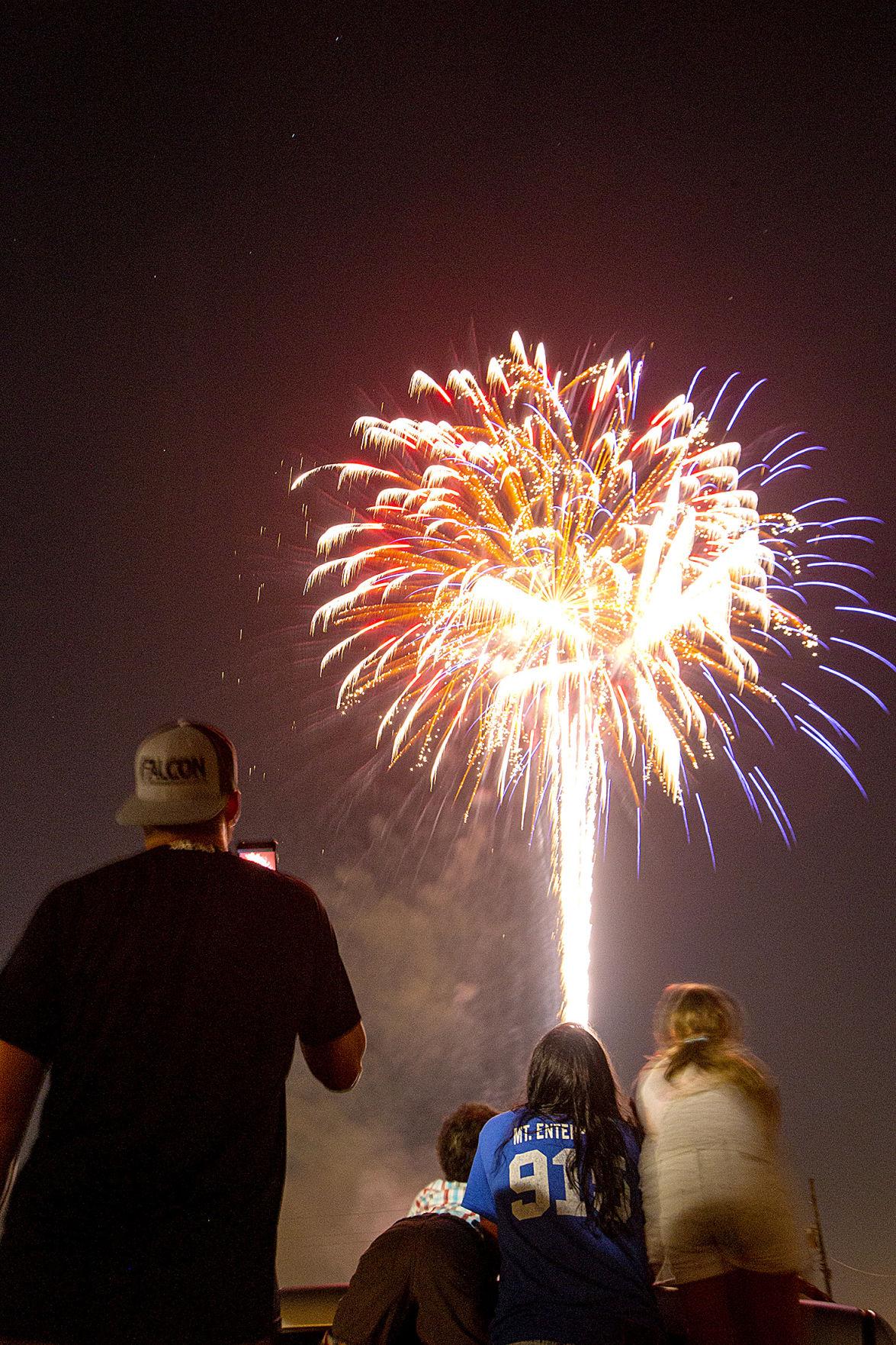 Longview fireworks