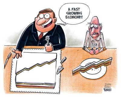 Fast-growing economy