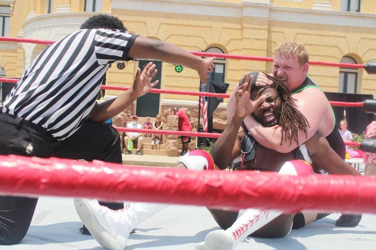 Taco Fest Wrestling