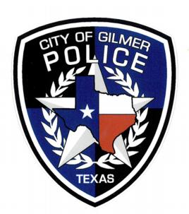 Gilmer Police Badge logo