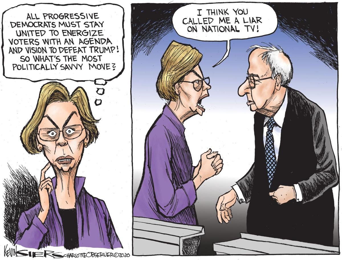 Warren and Bernie