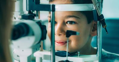 Eye exams for school age children important