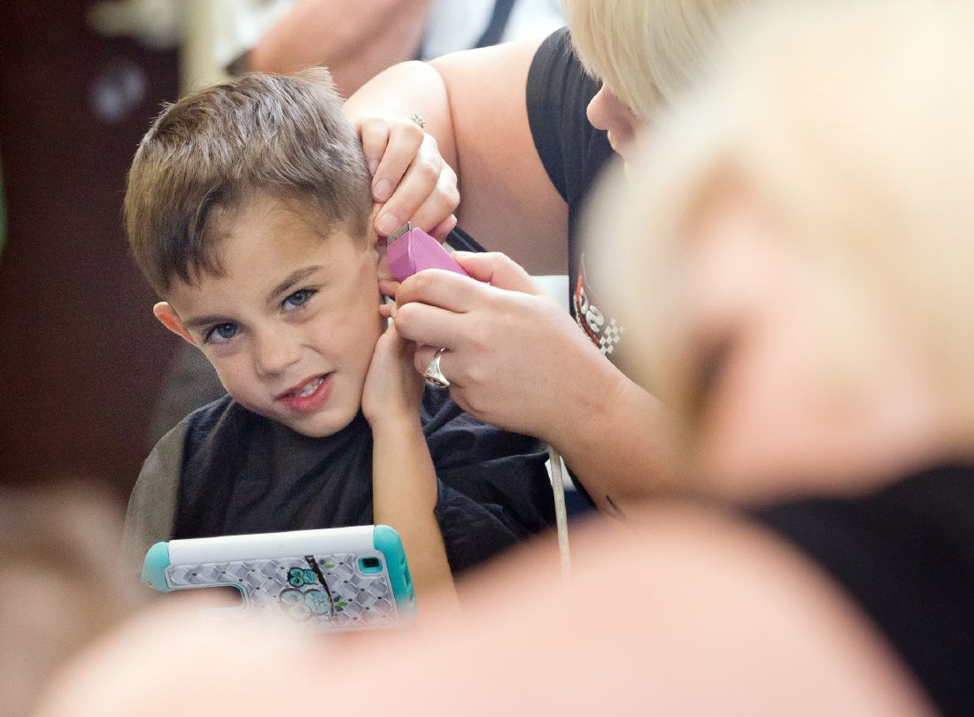 School Supply Train Offers Clothes Haircuts More To Longview Area