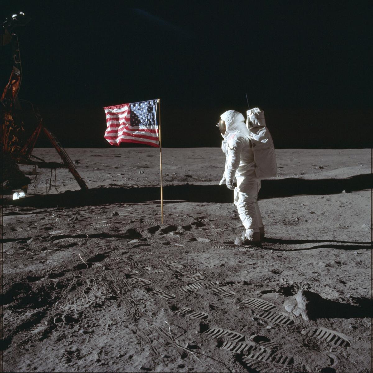 Moon Landing 50 Years