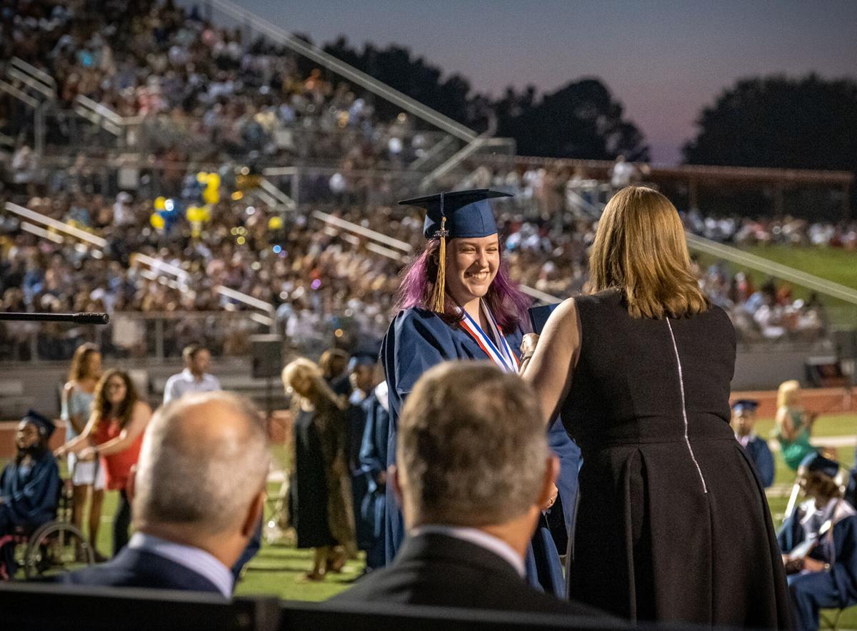 Pine Tree Graduation