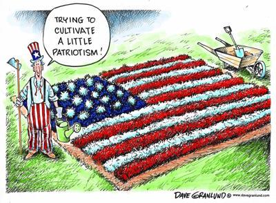 Cultivating patriotism