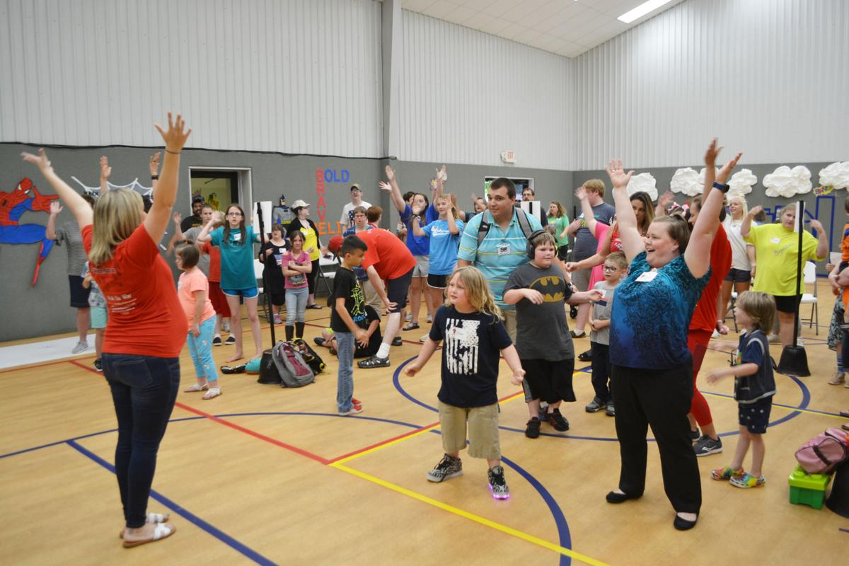 First Christian Church Special Needs VBS 1