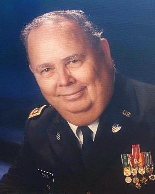 Maj. Norman L. Davis Jr., Ret.
