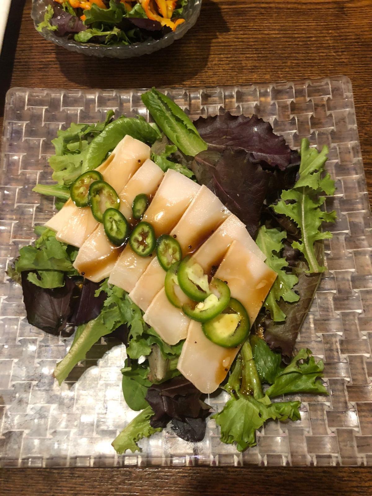 Date Night at Fuji: Best sushi in town