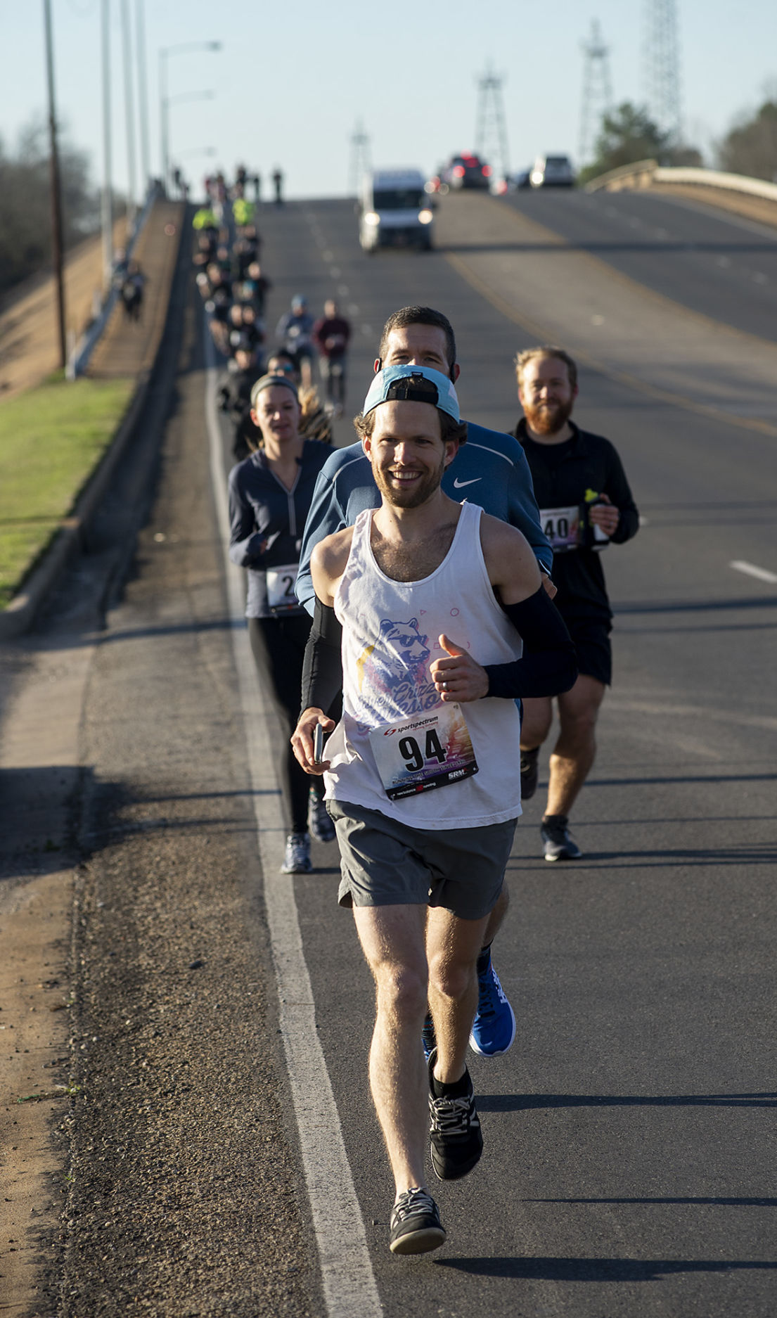 Kilgore to Longview 11 Mile Run