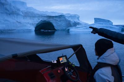 Greenland Glaciers On the Edge