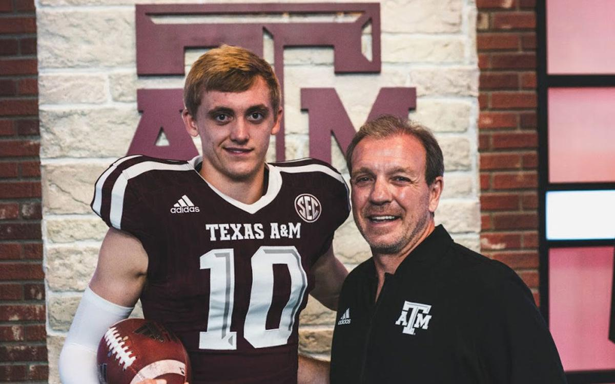 Et Football Lobos King Commits To Texas A M Etvarsity News Journal Com