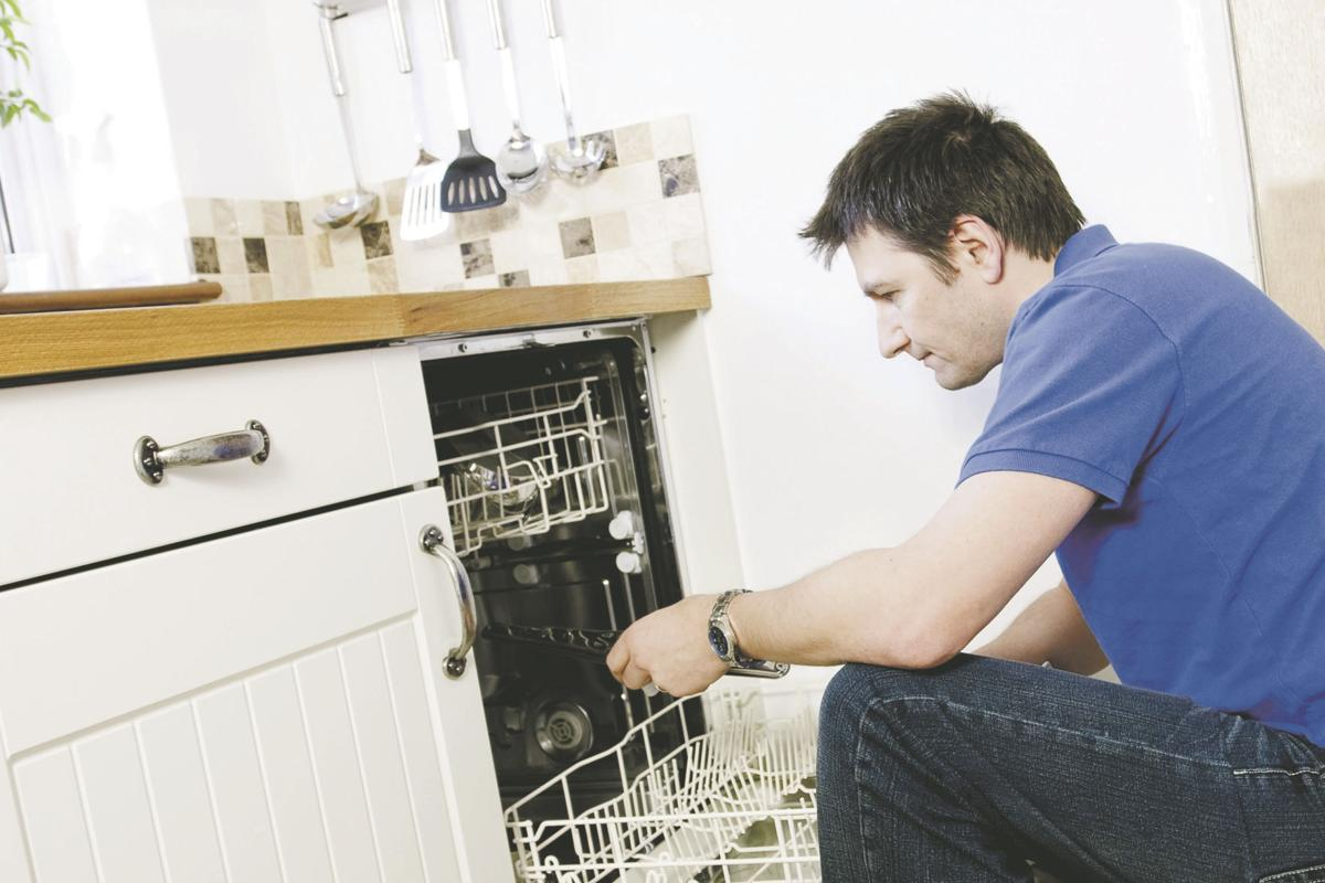 Home improvement: One repair at a time
