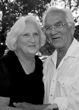 Roy Garza and Lois Garza