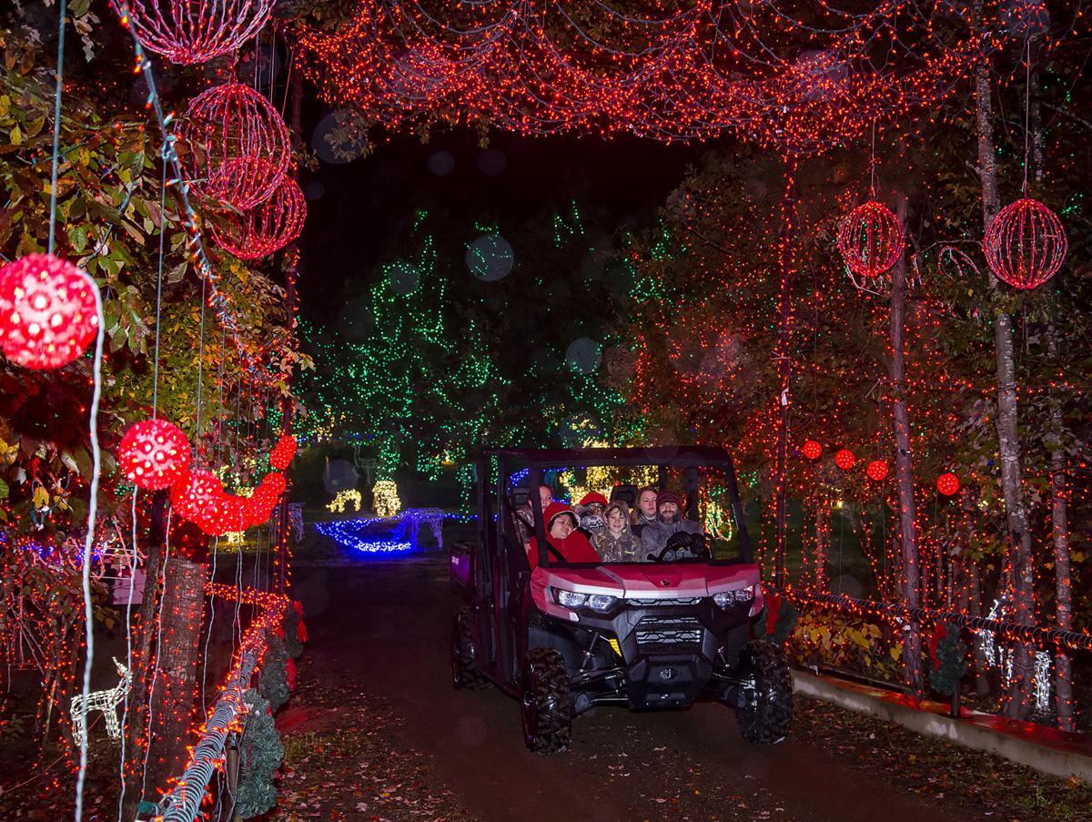 Carmela's Magical Santa Land