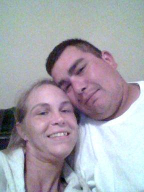 Courtney Jean Cline Mendez and Benjamin Mendez Jr.