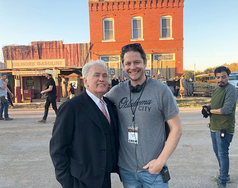 Lindale ISD alumnus produces film to premiere in theaters across Texas this week