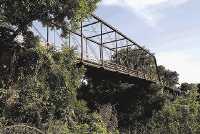 Bosque County historical truss bridge to be replaced