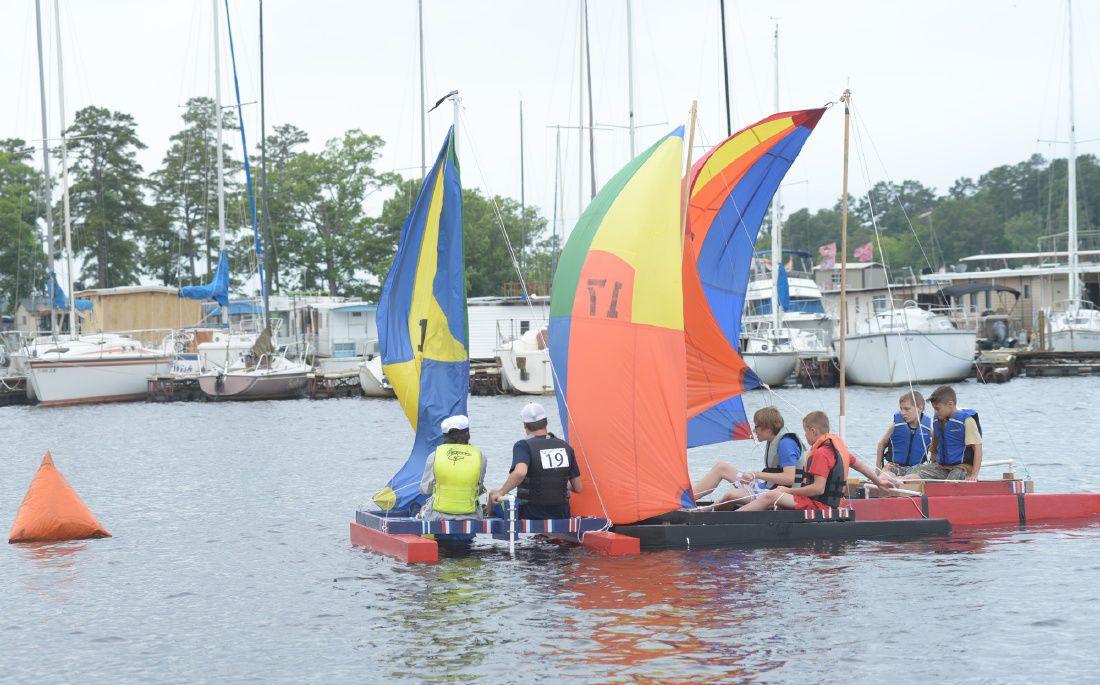 Annual U-Make-It, U-Sail-It race sees biggest year yet at ...