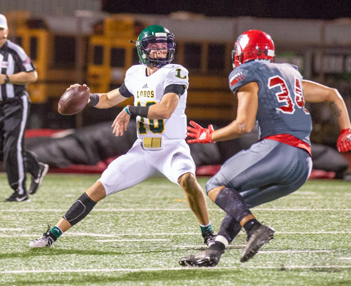 Longview vs. Mesquite Horn