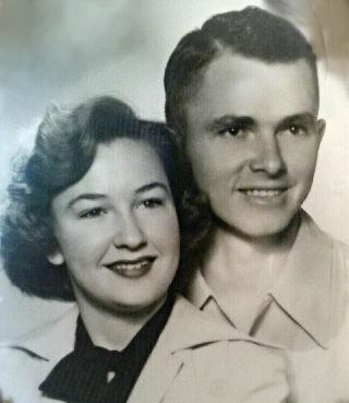 Norma Lee and Billie Hugh Adams
