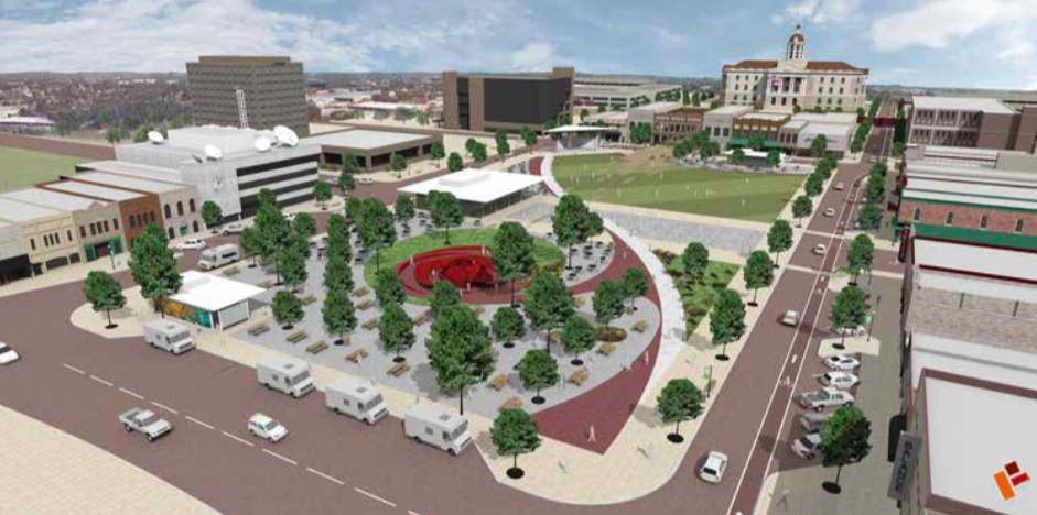 Smith County hires architects as part of plan that might include new courthouse