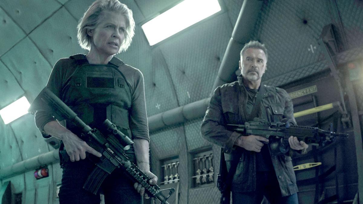 Film Review-Terminator: Dark Fate