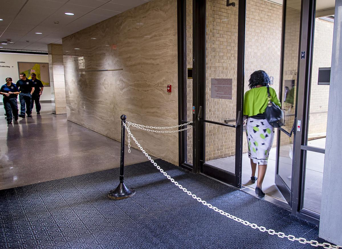 Commissioners to consider vestibules at Gregg County