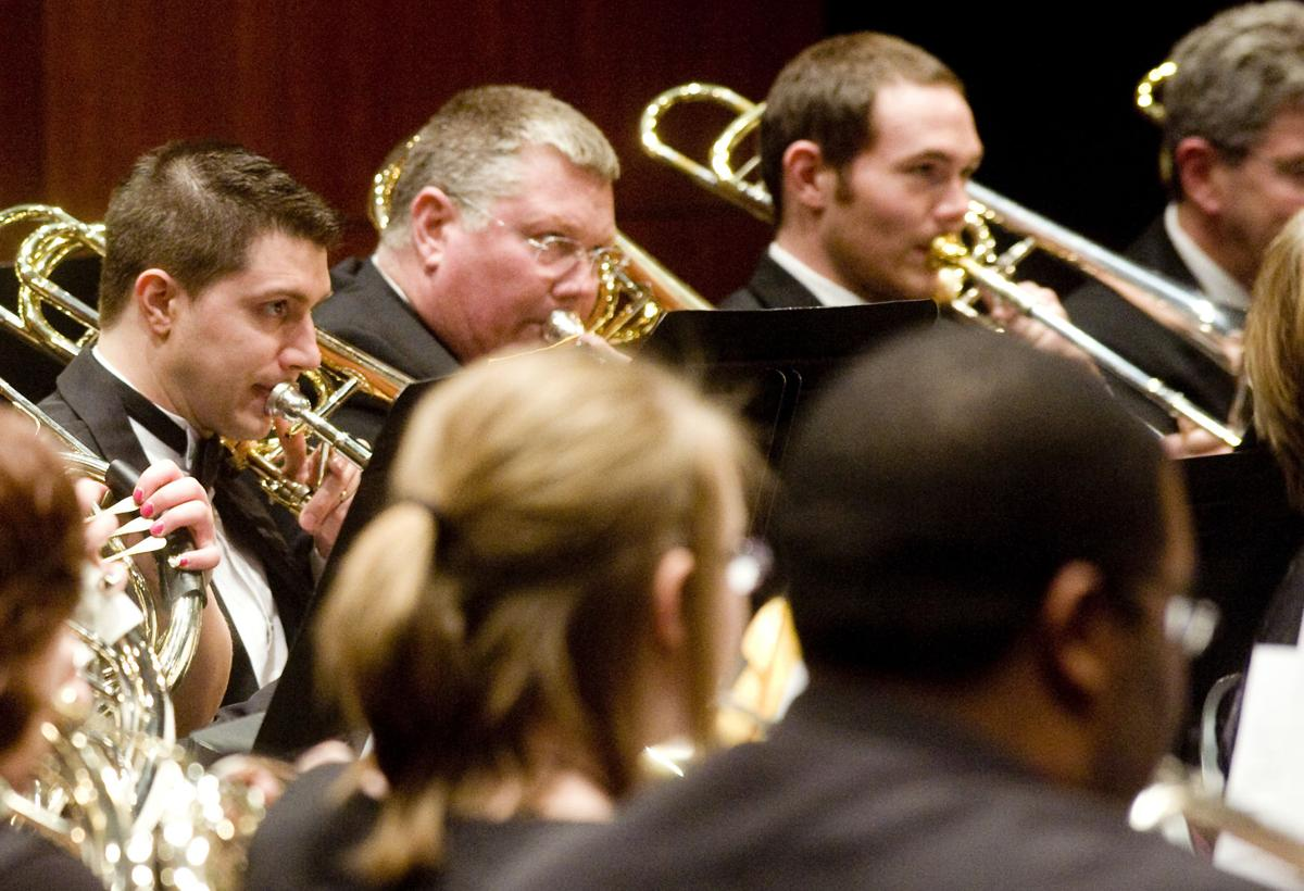 East Texas Symphonic Band to present its Winter Concert