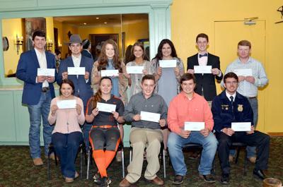 2019 HFLS Scholarship recipients