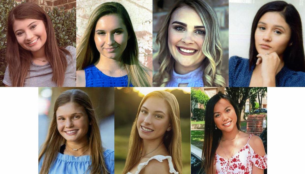 Pageant contestants