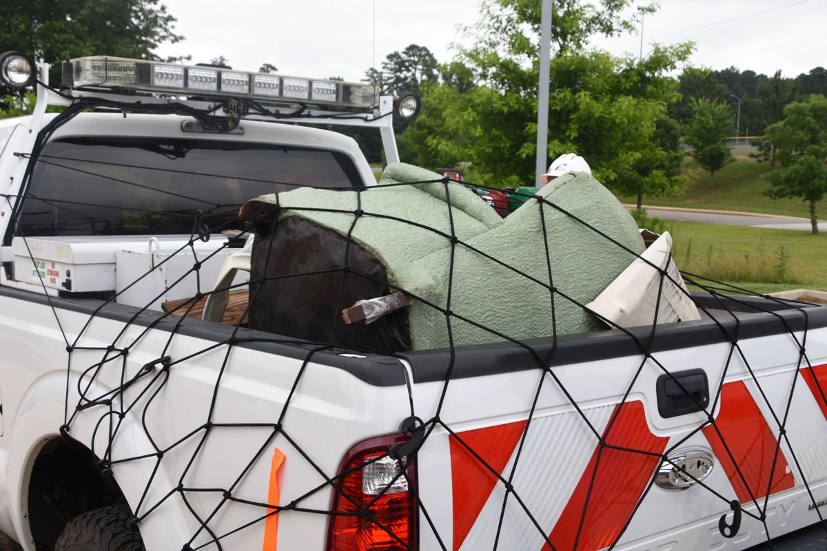 DPS, TxDOT, local law enforcement team up to urge drivers to secure cargo