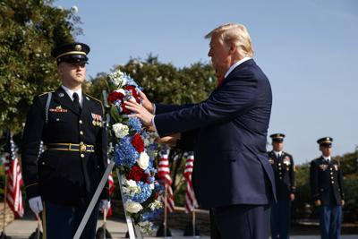 Sept 11 Anniversary Trump