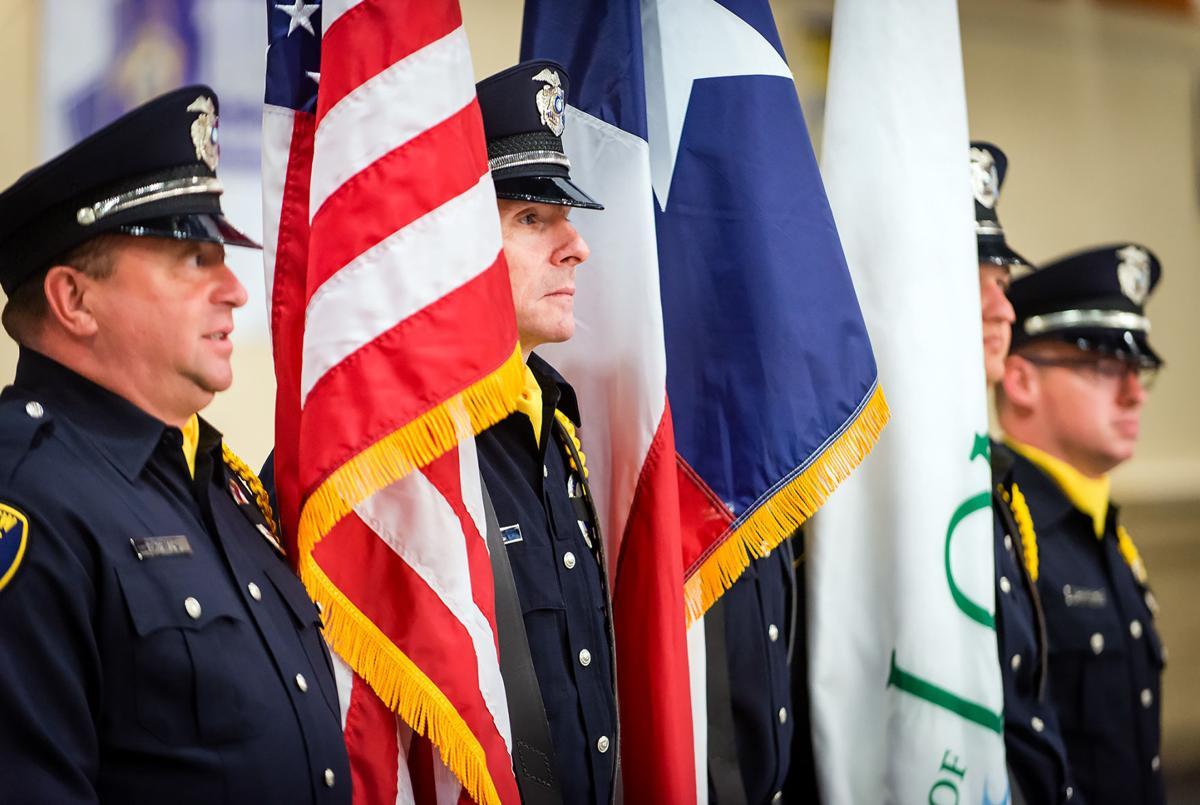 Giants of Law Enforcement