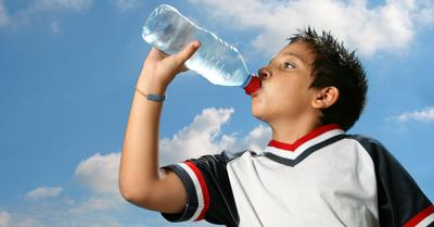 Children susceptible to dehydration