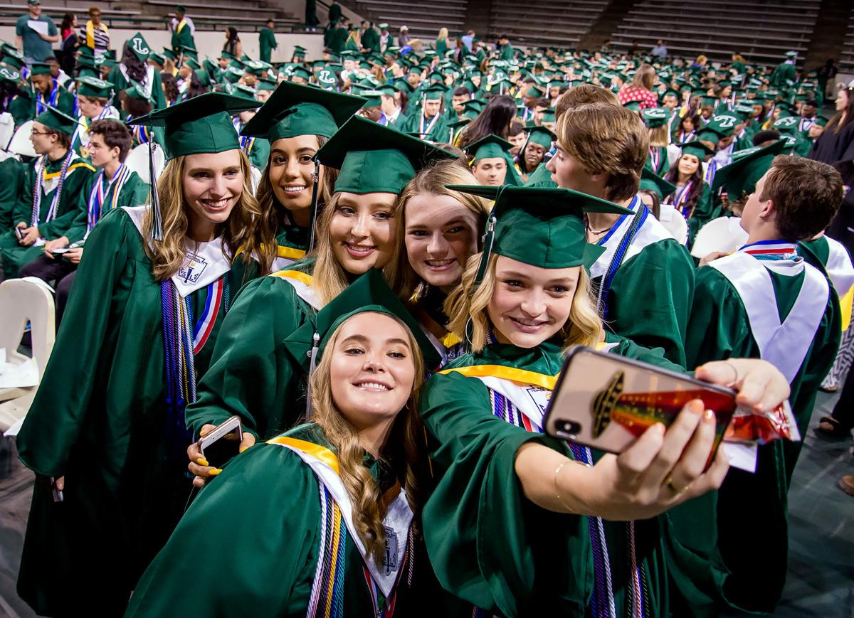 Longview High School 2019 graduation
